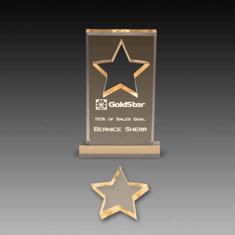 Star Cutout Award