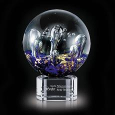 Shop by Shape - Serendipity Award on Clear Base