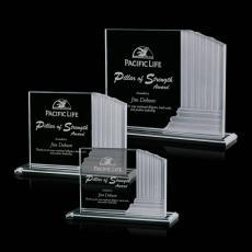 Jade Glass Awards - Colliseum Award