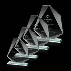 Custom-Engraved Crystal Awards - Picton Award