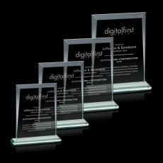 Custom-Engraved Crystal Awards - Sullivan Award