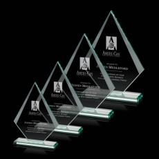 Custom-Engraved Crystal Awards - Rideau Award