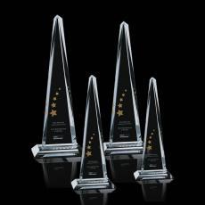 Clear Glass Awards - Majestic Tower Award