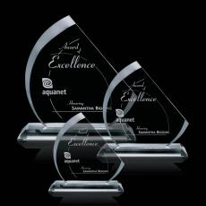 Clear Glass Awards - Nantucket Award