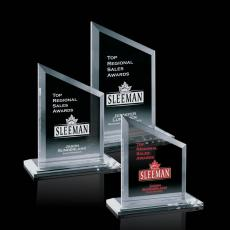 Clear Glass Awards - Primrose Award