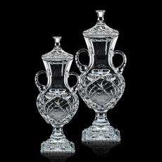 Shop by Shape - Alexandra Trophy & Lid