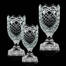 Custom-Engraved Crystal Awards - Guildford Trophy