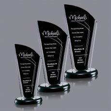 Custom Engraved Wall Plaques - Bridgewood Award