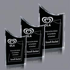 Custom Corporate Acrylic Awards - Duncan Award