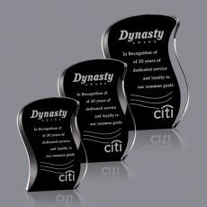 Custom Corporate Acrylic Awards - Nicholson Award