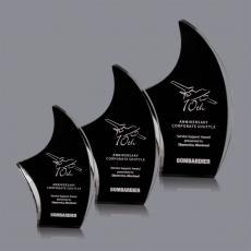Custom Corporate Acrylic Awards - Veneto Award