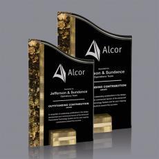 Custom Corporate Acrylic Awards - Ventura Award