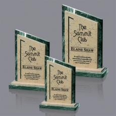Distinguished Marble & Stone Plaques and Trophies - Eton Award