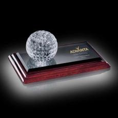 Coach Awards - Golf Ball on Albion