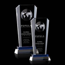 Crystal Globe Awards - Inglefield Globe Tower