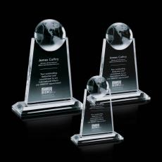 Crystal Globe Awards - Netherford Globe Award