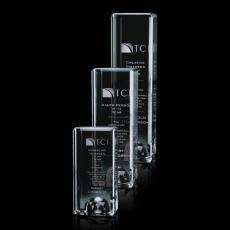 Crystal Globe Awards - Sandringham Globe Tower