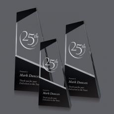 Custom-Engraved Crystal Awards - Amstel Award