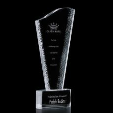 Custom-Engraved Crystal Awards - Maddox Award