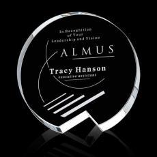 Custom-Engraved Crystal Awards - Callaway Award