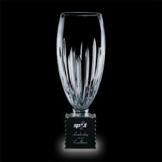 Custom-Engraved Crystal Awards - Albright Trophy