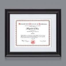 Certificate Frames - Banff Cert Frame