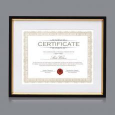 Certificate Frames - Luxor Cert Frame