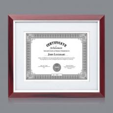 Certificate Frames - Valencia Cert Frame