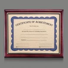 Certificate Frames - Oakleigh Cert Holder
