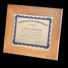 Certificate Frames - Millcroft Certificate Holder