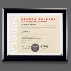 Certificate Frames - Walcourt Cert Holder