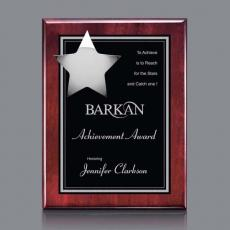 Custom Engraved Plaques - Hollister Plaque