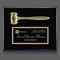 Gavels - Gavel Plaque