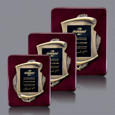 Customizable Plaque Awards - Sydenham/Denlow Plaque