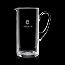 Personalized Corporate Gifts - Rexdale Pitcher - Crystalline