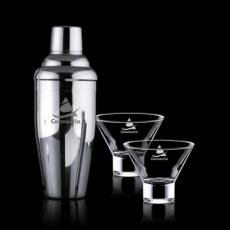 Executive Gifts - Connoisseur Shaker & Palmer Martini