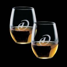 Wine Glasses - Stanford Stemless Wine (Set of 2)