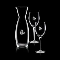Wine Glasses - Hemlock Carafe  & Choice of Wine Glasses
