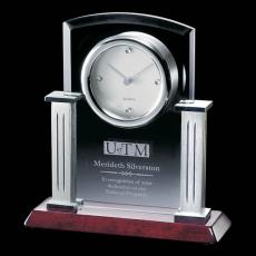 Clock Awards - Simpson Clock - Vertical