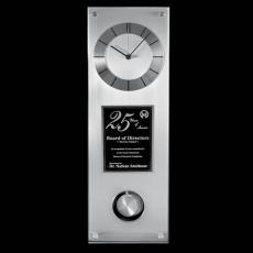 "Clock Awards - Castlefield Pendulum Wall Clock - 21"""