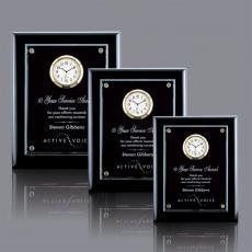 Clock Awards - Hammond Clock - Black