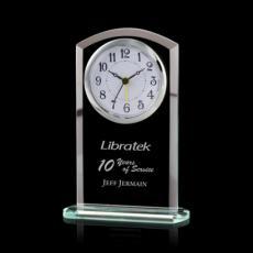 Clock Awards - Derby Clock - Jade