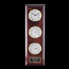 Clock Awards - Simmons Clock/Therm/Hygro - Gold