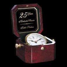 Clock Awards - Heath Clock - Rosewood
