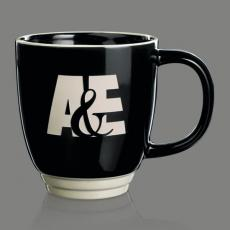 Mugs - Heartland Mug - Black