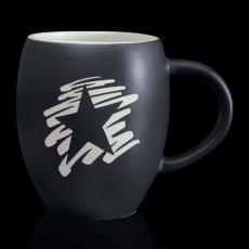Mugs - Hobart Mug - Matte Black