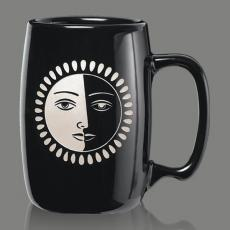 Mugs - Plymouth Mug - Black