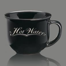 Mugs - Monaco Mug - Black