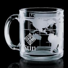 Mugs - Bismarck Globe Mug