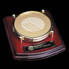 Coasters - Waterbury Coasters - Set of 2 Gold (Laser)